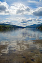 Loch Tay Royalty Free Stock Images