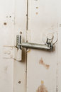 Locked door picture of a Stock Photos