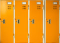 Locker Royalty Free Stock Photo