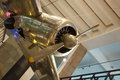 1935 Lockheed 10A Electra.Science Museum in London