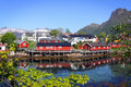 Lofoten Islands XII Royalty Free Stock Image