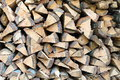 Log Pile Stock Photography