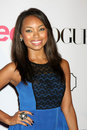 Logan Browning Royalty Free Stock Photography