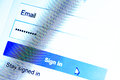 Dialog Box Change Password Free Stock Photo - Public ...