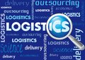 Logistics bb Stock Photo