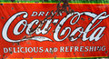 Logo of the brand coca cola sofia bulgaria september on september in sofia bulgaria was produced for first time in Royalty Free Stock Photo