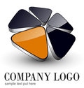 Logo design Royalty Free Stock Photo