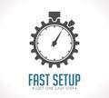 Logo - fast setup