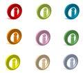 Logos for modern company