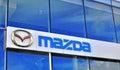 Logo of Mazda corporation