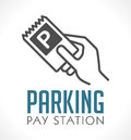 Logo - Parking pay station