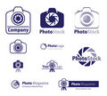 Logo - Photo Stock Icon Stock Images