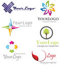 Logo Symbol Royalty Free Stock Images