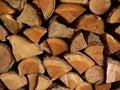 Logs Royalty Free Stock Photos