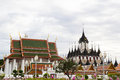 Loha Prasat Metallpalast Stockbilder
