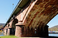 Lohr a. Main (Germany) - Historic Bridge Royalty Free Stock Photo