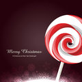 Lollipop candy vector design illustration Royalty Free Stock Image
