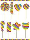 Lollipop Color Set