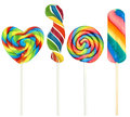 Lollipops Royalty Free Stock Photo