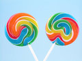Lollipops Stock Photos