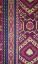 Lombok textile Stock Photography