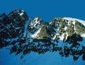 Lomnicky Peak in High Tatras, Slovakia