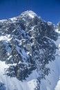 Lomnicky stit - peak in High Tatras