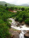 Lonavala Landscape Royalty Free Stock Photo