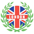 London 2012 Olympic games Royalty Free Stock Photo