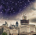 London architecture buildings and landmarks Stock Photos