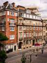 London bridge private hospital overview of a victorian building in tooley street england Royalty Free Stock Photo