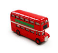 London bus Stock Photos