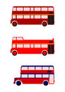 London bus. Stock Photo