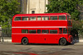 London Bus Royalty Free Stock Images