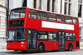 London Double decker Stock Images
