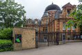 LONDON, ENGLAND - JUNE 17 2016: Royal Observatory in Greenwich, London, Great Britain Royalty Free Stock Photo