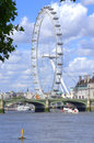 London Eye London Royalty Free Stock Photo