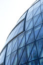 London, glass building Stock Images
