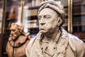 London louis françois sculpture of the enlightenment gallery british museum uk november Royalty Free Stock Photo