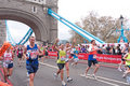 London marathon Royalty Free Stock Photography