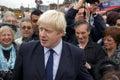 London Mayor Boris Johnson Stock Photos