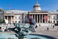 London National Gallery Royalty Free Stock Photos
