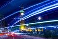 London at Night Royalty Free Stock Photo