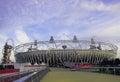 London olympics arcelormittal orbit stadium in Stock Images