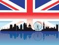 Londres bandera