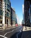 London straße Stockfoto