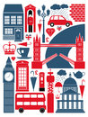 London Symbols Collection Stock Photos