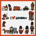 London Symbols Elements Doodle...