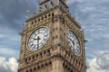 London tower big ben detail Royalty Free Stock Photo