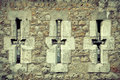 London tower closeup as the famous historical landmark Royalty Free Stock Photos